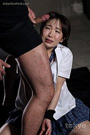 Japanese Face Fuck